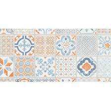 Panel winylowy Tarkett Click 30 - Retro Orange Blue