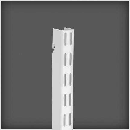 Szyna pionowa H 2140mm, biała