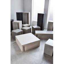 Betonowe meble - dowolny kształt i rozmiar - na indywidualne zamówienie