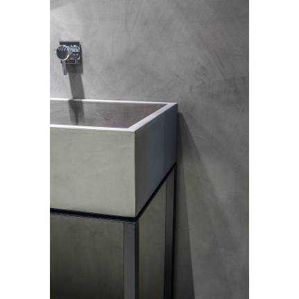 Betonowe umywalki - dowolny kształt i rozmiar - na zamówienie