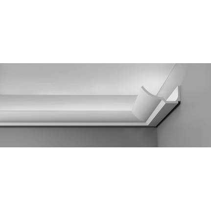 C351 BOAT - listwa sufitowa do oświetlenia z poliuretanu