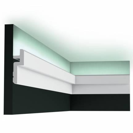 C394 - listwa sufitowa poliuretanowa z miejscem na LED